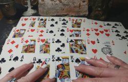 Гадание на мужчину на игральных картах