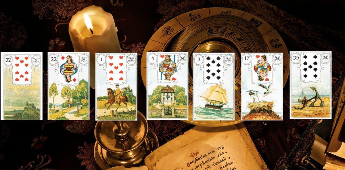 Ленорман гадание на четырех картах онлайн гадание на игральных картах на все